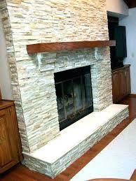 floating fireplace mantel shelf