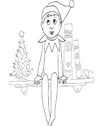 elf on shelf coloring pages elf on the shelf coloring pages elf on the shelf
