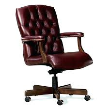leather antique wood office chair leather antique. Wood And Leather Office Chair Executive Chairs Tufted Swivel Antique I