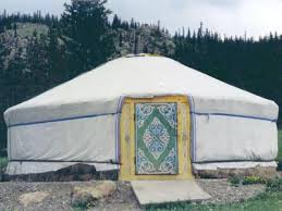 GERS (Ghers, Yurts, Yerts, Tent Homes) - Mongols, the Felt Tent People, For  Kids