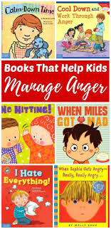 collection of children s books about anger management