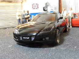 mazda rx8 modified red. mazda rx8 modified red