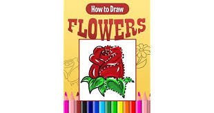 how to draw flowers a quick easy