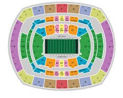 Metlife Stadium Football Seating Chart Ticket Monster Metlife Stadium Seating Chart And Best Seats
