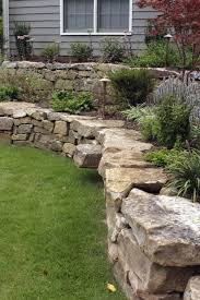 Small Picture Small Rock Retaining Wall Ideas hand laid retaining wall made out