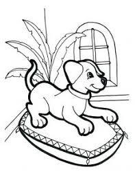 Dog coloring pages are sure to delight the artist and dog lover in your child. Dogs Free Printable Coloring Pages For Kids Page 2