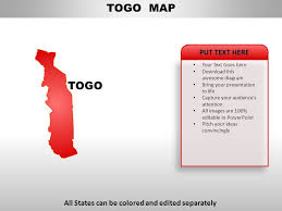 Togo Country Powerpoint Maps Powerpoint Templates Download