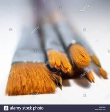 Acrylic Brush Size Chart Paint Brush Sizes Stock Photos Paint Brush Sizes Stock