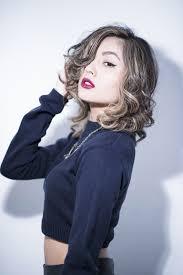 Hayato外国人風グラデーションbrunette High の髪型 Stylistd