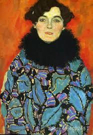Opere d'arte di Gustav Klimt ritratto di johanna staude arte dipinti  riproduzione a mano di Alta Qualità|painting diy|artwork sculptureartwork  horses - AliExpress