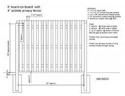 fence design plans. Home Design: Huge Gift Fence Design Plans Designs Privacy Free Wo Traintoball From E