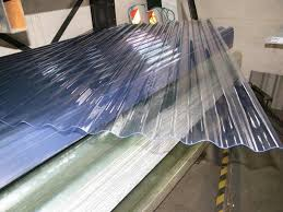 corrugated plastic roofing 644