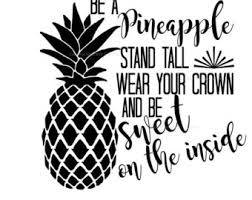 black and white pineapple png. be a pineapple png file black and white