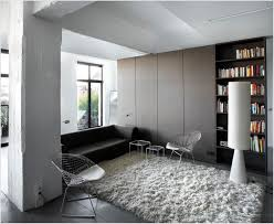 white leather rug area ideas