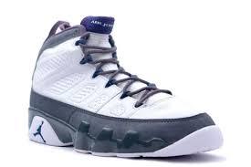 jordan shoes 9 retro. air jordan 9 retro white / french blue flint grey hot sale shoes