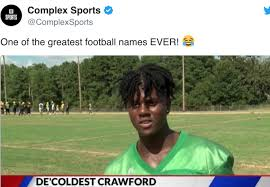 LSU Gets Commitment From One Of The Greatest Names Ever: De'Coldest Crawford