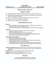 100 Fast Food Worker Resume Sample E Learning Essay