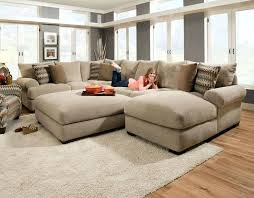extra long sectional sofa deep seated sectional couches baccarat 3 sectional product no this massive sectional