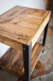 Wooden Side Table Best 25 Side Tables Ideas On Pinterest Side Tables Bedroom