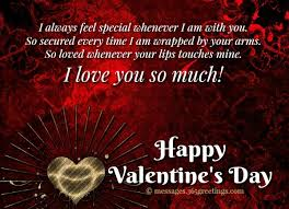 love letter valentines day for him