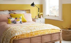 yellow bedroom ideas for sunny mornings