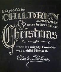 A Christmas Carol Quotes Magnificent Charles Dickens To Him We Owe A Depth Of Gratitude Happy Tears