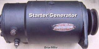 electrical solutions for small engines and garden pulling tractors the voltage producing generating part of a starter generator or just the generator unit in an older automobile or heavy equipment machinery produces dc