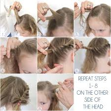 Little Girl Hair Style little girl hairstyle tutorial android apps on google play 4712 by wearticles.com