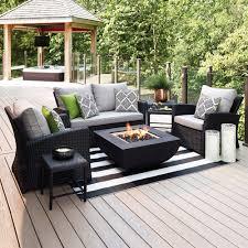 patio conversation set view larger