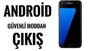 Android Güvenli Moddan Çıkış(Bataryasız) - YouTube