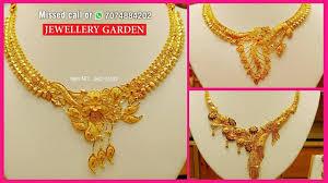 Modern Jewellery Design Modern Designer Necklace 2018 Latest Jewellery Designs