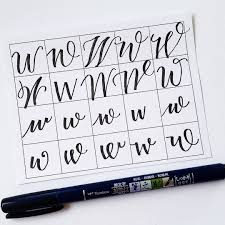 20 Ways To Write The Letter I By Letteritwrite See Also The