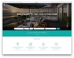 Real Estate Renting 36 Best Real Estate Wordpress Themes For Agencies Realtors And