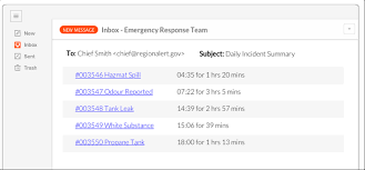 Learn How Subscribe Your Chief To Daily Department Incident Reports