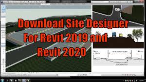 Site Designer Revit 2019