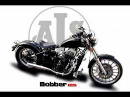 a1 motorcycle sales ajs bobber 125cc youtube
