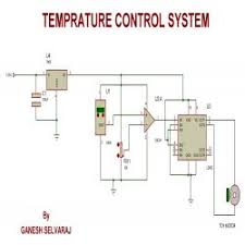 temperature controlled system engineersgarage circuit diagram for temperature controlled system