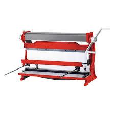 30 metal shear press brake and slip roll