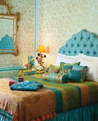 Cute Indian Inspired Bedroom
