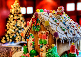 gingerbread house wallpaper. Delighful Wallpaper Gingerbread House Inside Wallpaper D