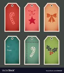 Holiday Christmas Gift Tags