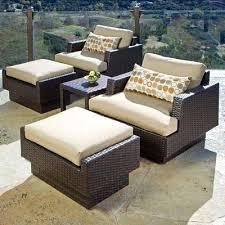 portofino outdoor furniture 6 sectional in
