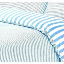 ticking duvet cover post vintage ticking bedding blue stripe duvet navy light cover ticking stripe