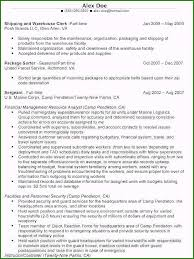Veteran Resume Samples 39 Unforgettable Veteran Resume Examples You Must Consider
