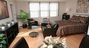 Fine Chicago One Bedroom Apartment With Regard To 93 Cheap 1 Apartments In