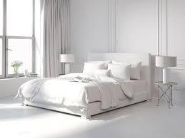 54 Amazing All-White Bedroom Ideas - The Sleep Judge