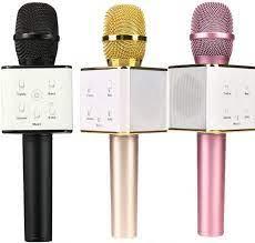 xả kho 3 ngày) micro karaoke q7 tích hợp loa bluetooth, mic q7 hát hay âm  thanh to, tích hợp loa bluetooth, âm thanh to - Sắp xếp theo liên quan sản