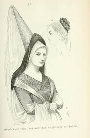 účesy Ve Středověku Renesance Baroko Rokoko Loshairoscom