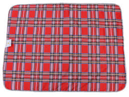dog incontinence bed. Contemporary Incontinence Waterproof Ultra Absorbent U0026 Washable Crate Dog Bed Incontinence Puppy  Training Urine Pad  Plaid With E
