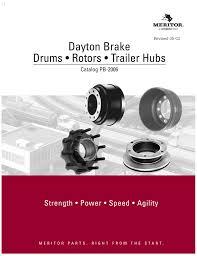 Dayton Brake Drums Rotors Trailer Hubs